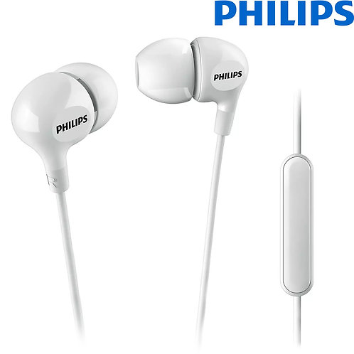 Philips - Headphones with Mic - SHE3555