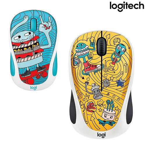Logitech - M238 - Doodle Collection