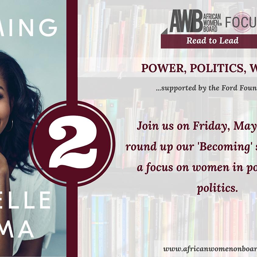 Read to Lead - Power, Politics, Women