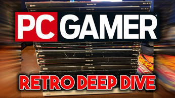 Retro Deep Dive: PC Gamer
