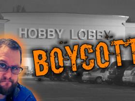 Boycotting Hobby Lobby
