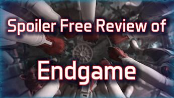 Spoiler Free Review of ENDGAME