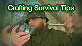 Crafting Survival Tips