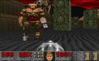 Quick Shot: Doom