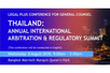 Thailand: Annual International Arbitration & Regulatory Summit