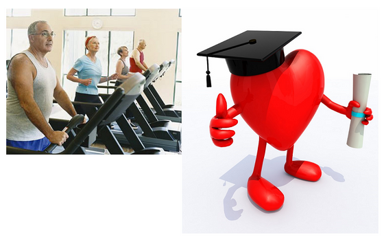 Increase Awareness and Utilization of Cardiac Rehab: A view from a Patient who has been there-- Grad