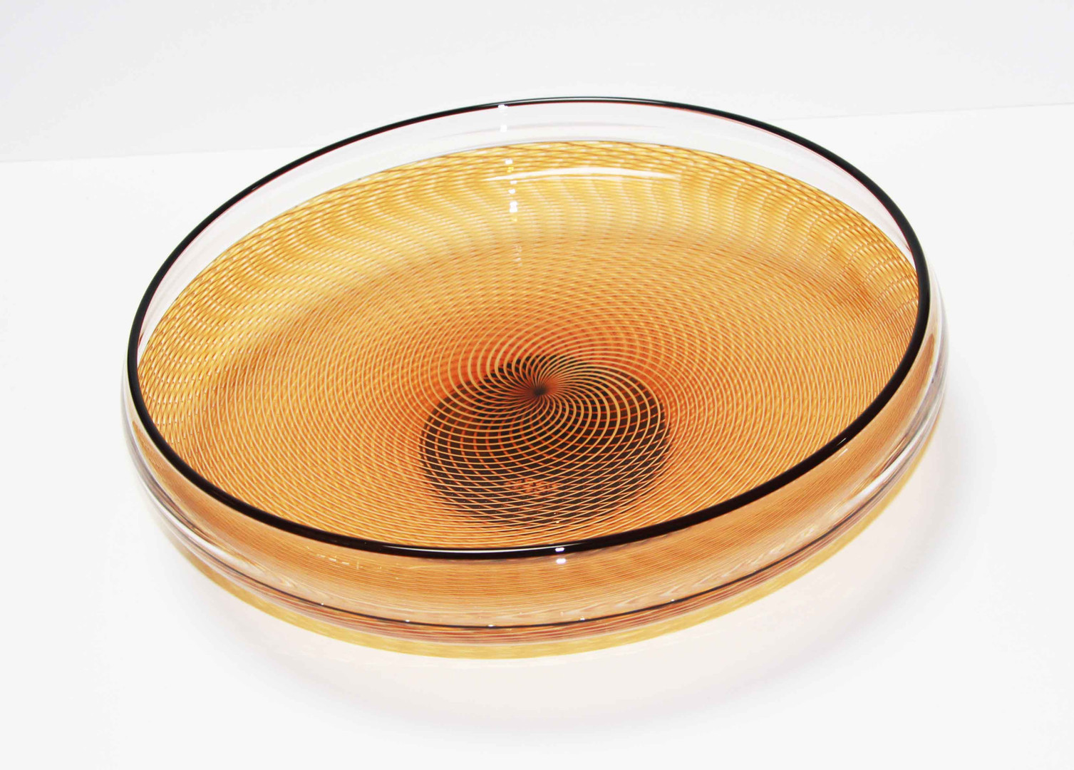 Pieper Gold Reticello Bowl