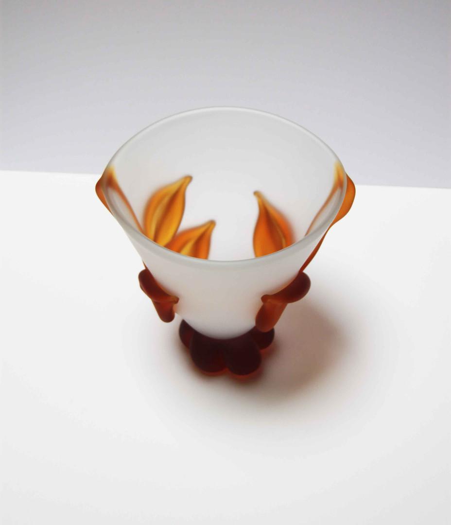 Rush, Botanical Vase