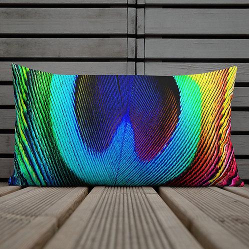 Peacock Premium Pillow