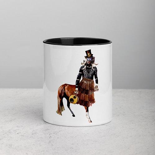 Centaur Jackson Mug with Color Inside