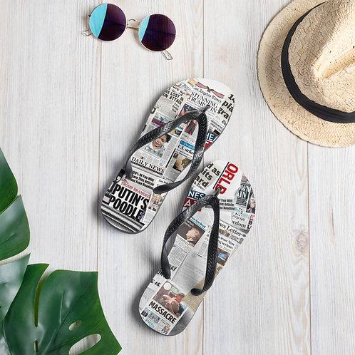 World News Flip-Flops