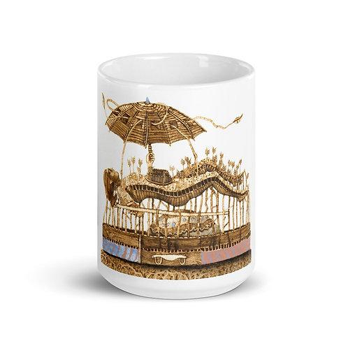 Orisha Oko Mug (Pyrography Orisha Series)