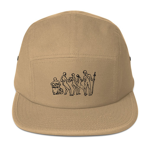 Yoruba Five Panel Cap