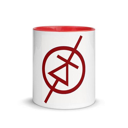 po-lar-i-ty Mug with Color Inside