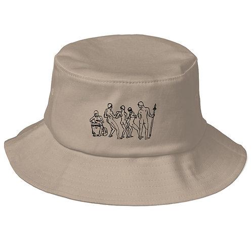 Yoruba Old School Bucket Hat