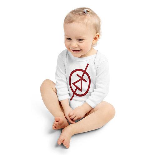 po-lar-i-ty Infant Long Sleeve Bodysuit