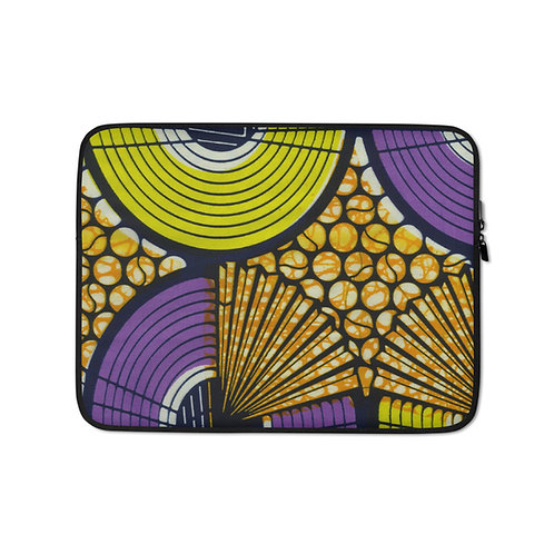 Purple Thang Laptop Sleeve
