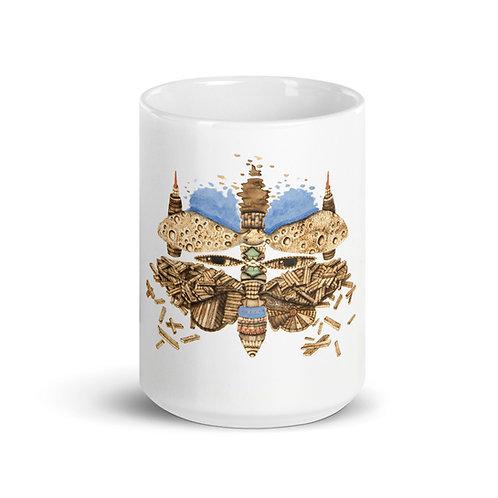Ibeji Mug (Pyrography Orisha Series)