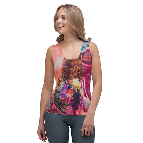 Peachy Keen Sublimation Cut & Sew Tank Top