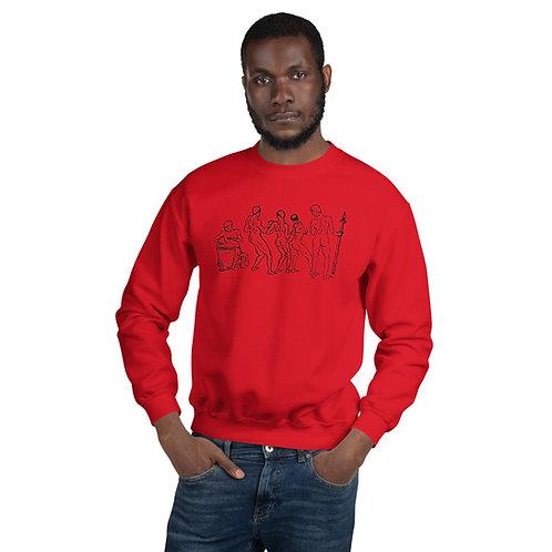 Yoruba Unisex Sweatshirt