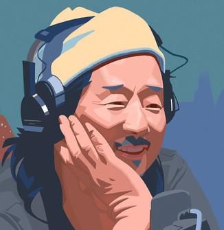 Bobby Lee Portrait