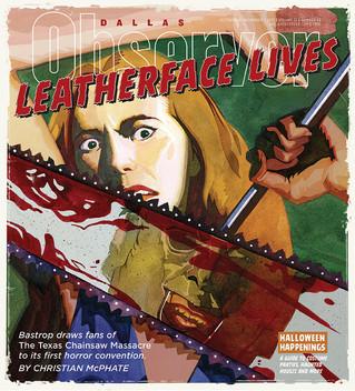 Leatherface Lives!