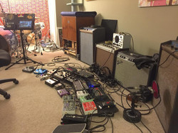 Effect Pedals and Amps