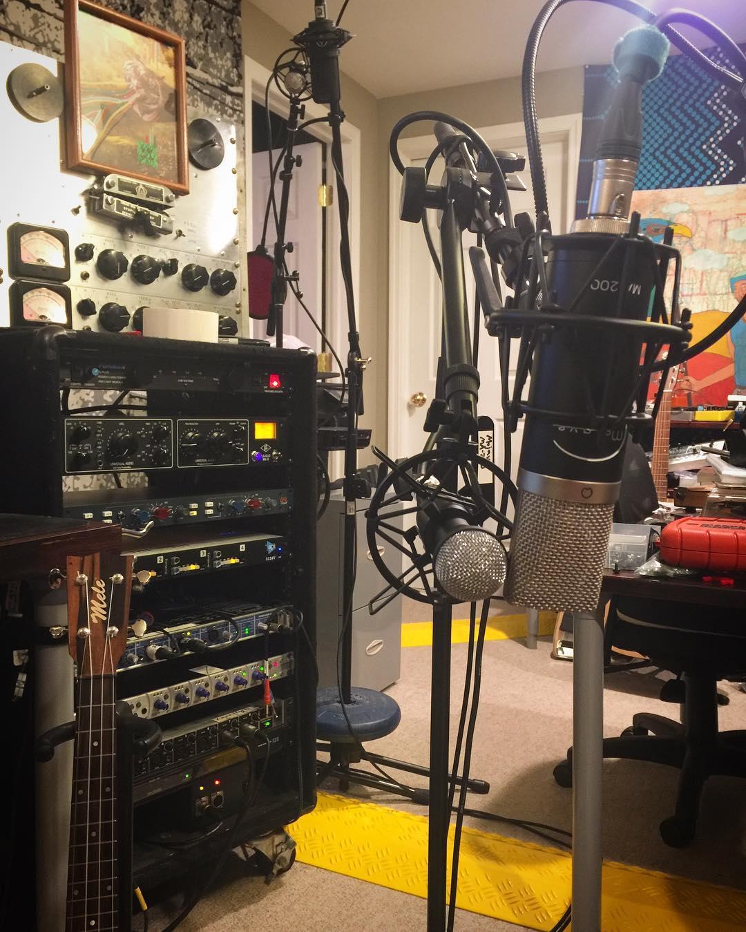 Recording Gear