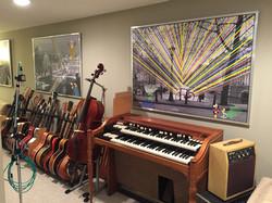 Vintage Hammond & Guitars