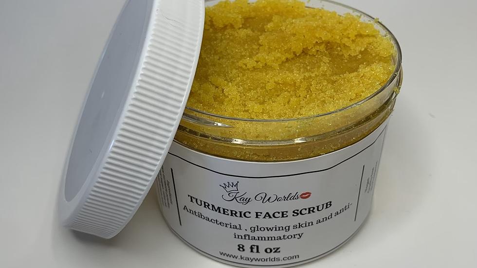 Turmeric Body & Face Scrub