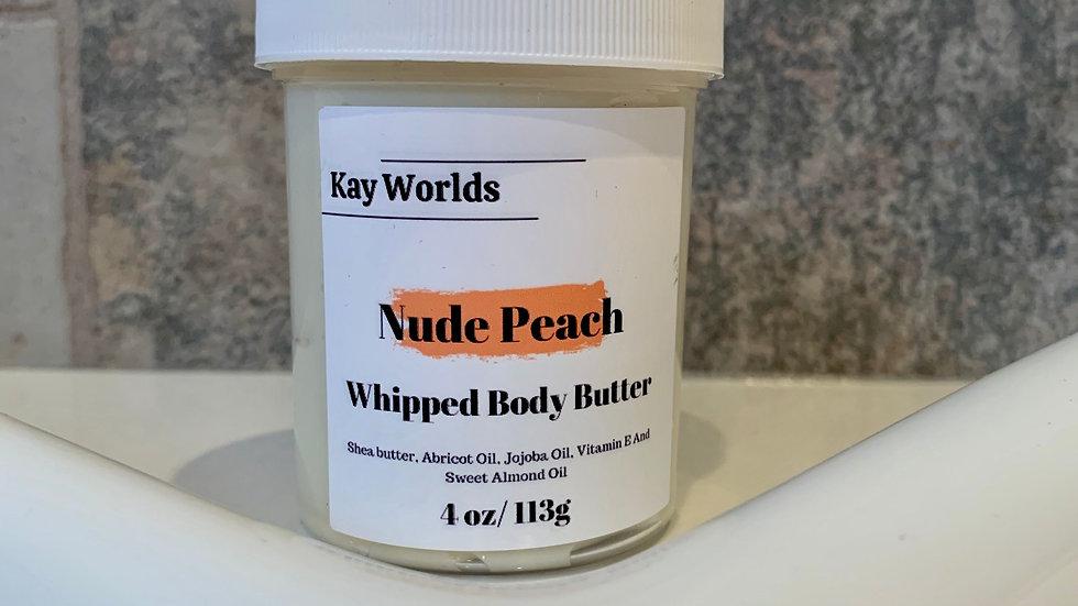Nude Peach Body Butter