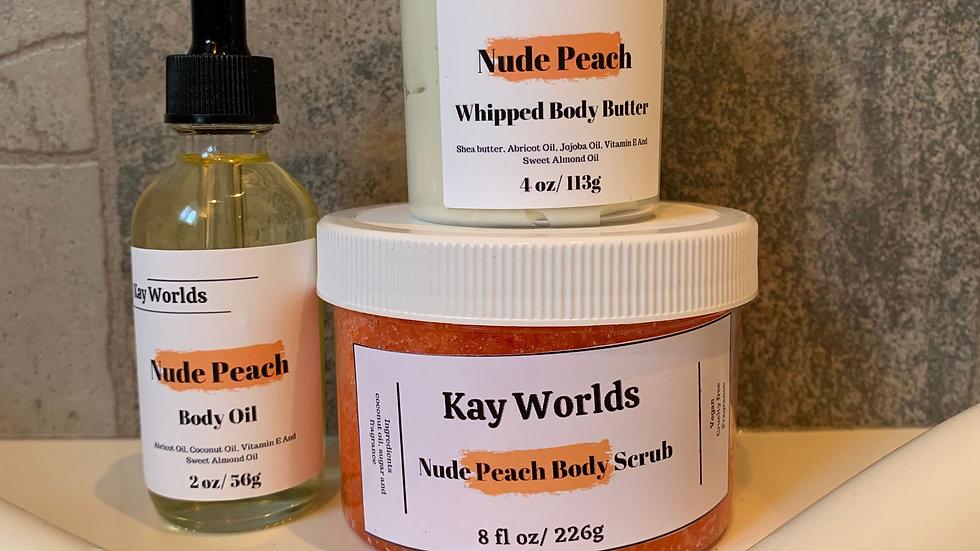 Nude Peach Bundle