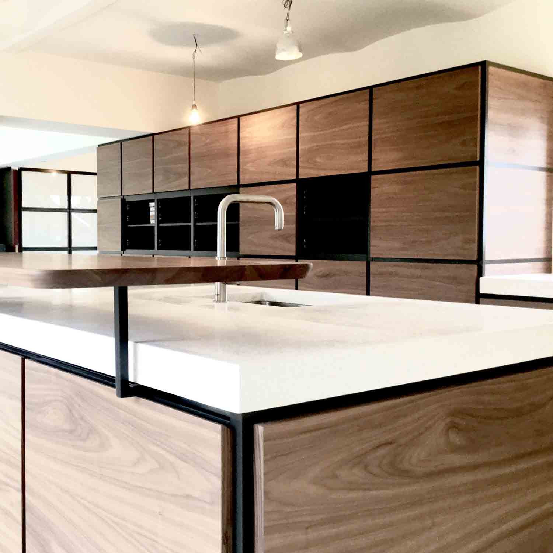 terrazzo keukenwerkblad