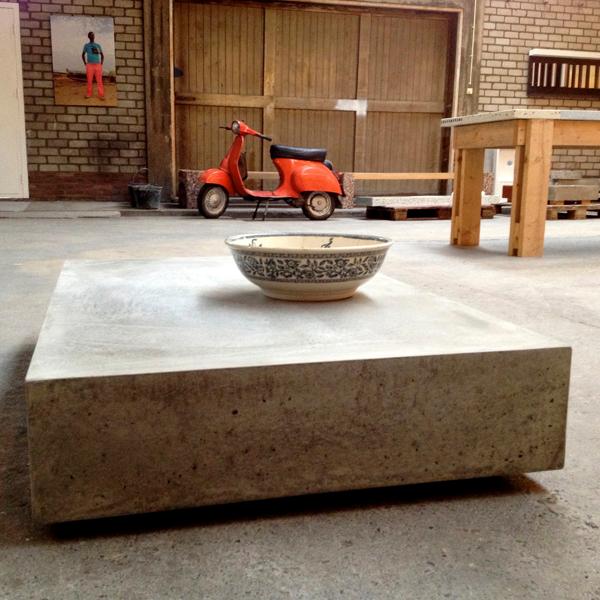beton salontafel