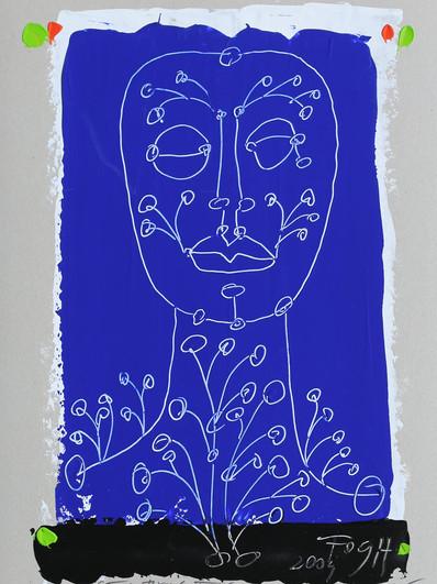 Głowa Prawosławna 70x50 cm. akryl_Easy-R