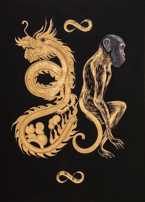 Smok i małpa 150x100.jpg