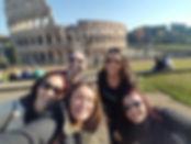 Passeio em Roma Coliseu com guia em português