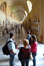 Museus Pio Clementino (Vaticano) com guia particular em português