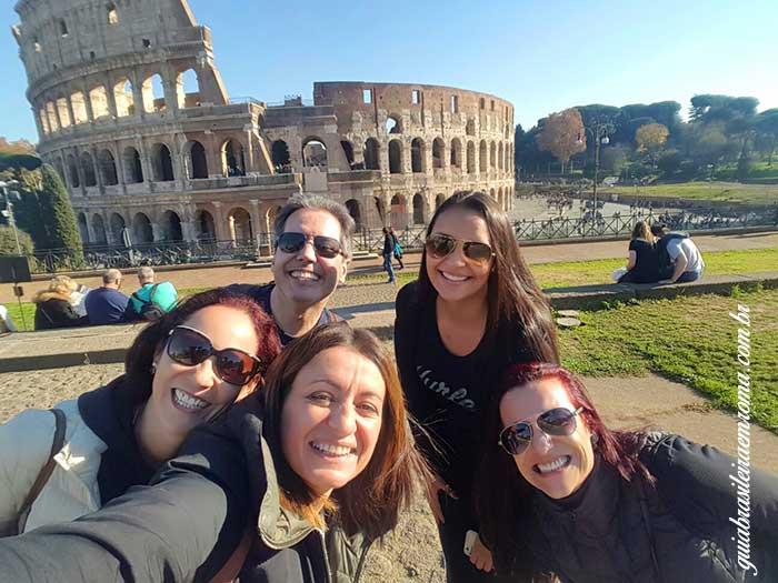 Agencia de Turismo para Brasileiros na Itália