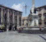 Centro histórico de Catânia, Praça do Duomo