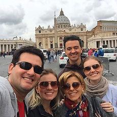 Basílica de São Pedro com guia particular em português, passeios Vaticano