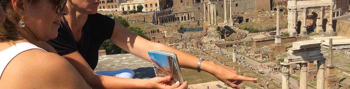 Turismo na Itália com guia em portugu~es