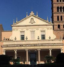 Basilica de Santa Cecilia em Trastevere
