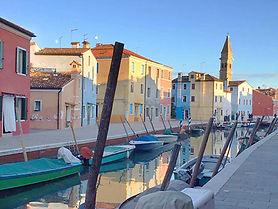 Canal de Burano, Veneza