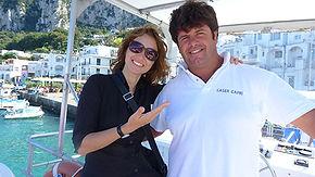 Capri, passeio personalizado de barco