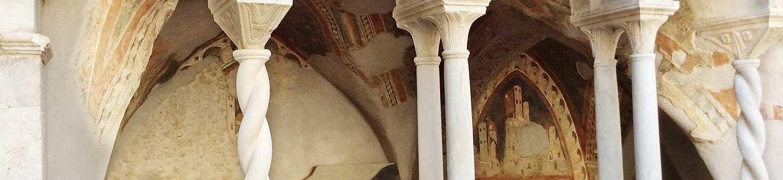 Pátio Medieval do Mosteiro de São Bento e Subiaco