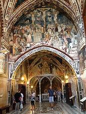 Mosteiro de São Bento, arredores de Roma o que visitar
