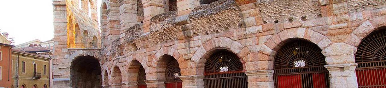Arena de Verona. Tour em Verona com guia em português