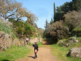 Necrópole de Cerveteri, arredores de Roma, o que visitar