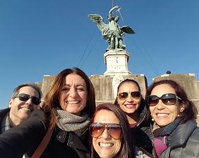 Castel Sant'Angelo com guia oficial em português